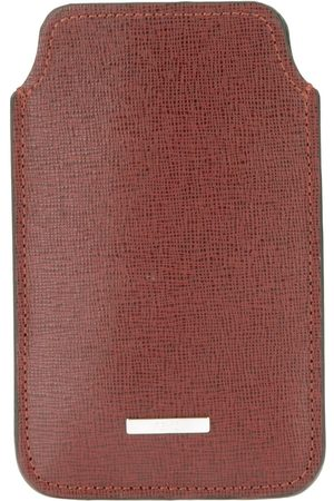 Fendi Herren Handy - Calf leather iPhone 5 and 5S case