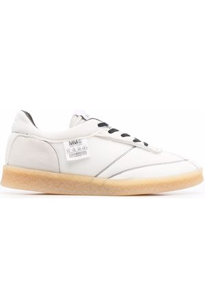 MM6 Maison Margiela Inside Out 6 Court Sneakers