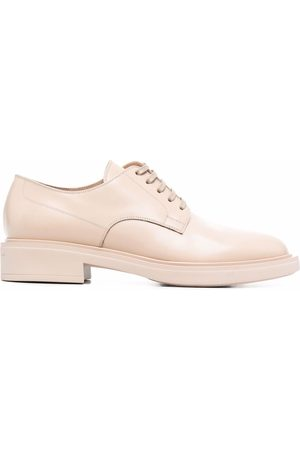 Gianvito Rossi Damen Schnürschuhe - Oxford-Schuhe aus Leder