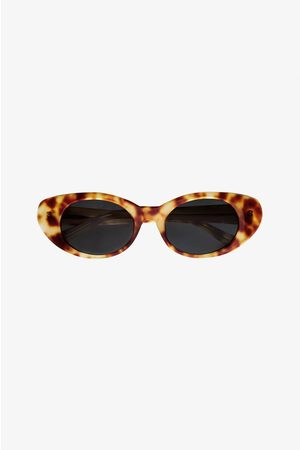 ANINE BING Ojai Sunglasses in Light Tortoise