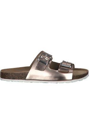 Marco Tozzi Casual Flat Slippers Pink, Damen, Größe: 38
