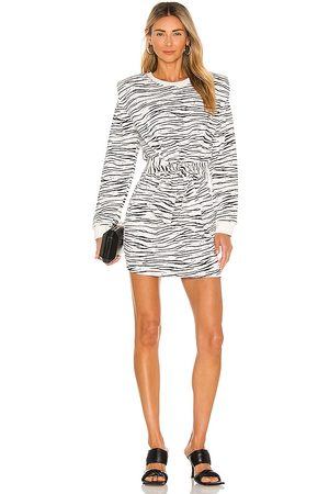 Saylor Rudie Dress in ,White. Size M, S, XS.