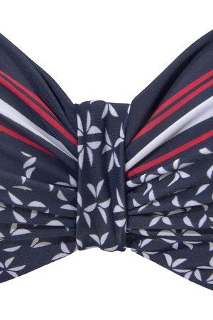 Lascana Bügel-Bikini-Top in marine-bedruckt von