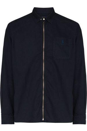 Polo Ralph Lauren Hemdjacke mit Reißverschluss