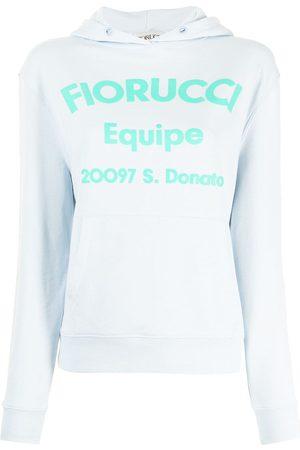 Fiorucci Hoodie mit Logo-Print