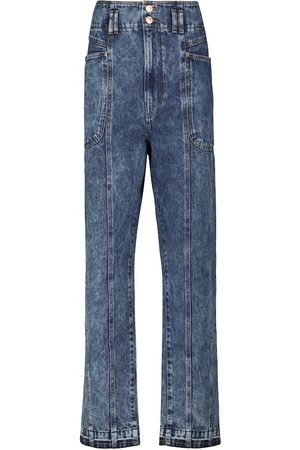 Isabel Marant, Étoile Damen High Waist Jeans - High-Rise Jeans Tess
