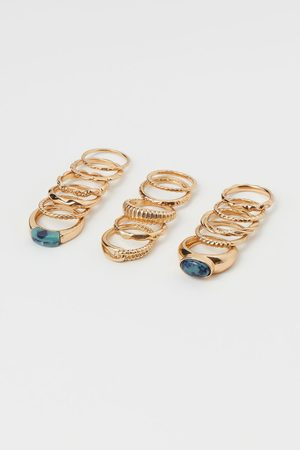 H & M 16er-Pack Ringe