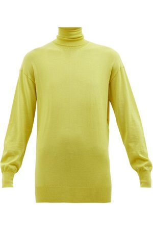 Tom Ford Roll-neck Fine-knit Cashmere-blend Sweater