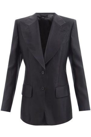 Tom Ford Silk Duchess-satin Suit Jacket