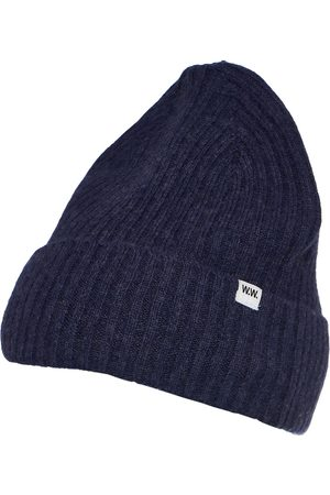 WoodWood Luca Brushed Lambswool Beanie