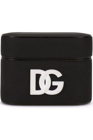 Dolce & Gabbana Herren Handy - AirPods Pro-Hülle mit DG-Logo