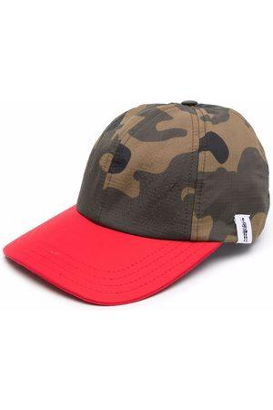 MACKINTOSH Hüte - Raintec Baseballkappe mit Camouflage-Print
