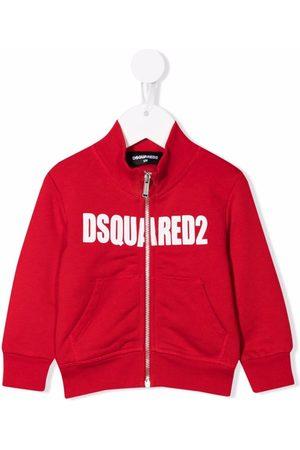 Dsquared2 Klassische Sweatshirtjacke