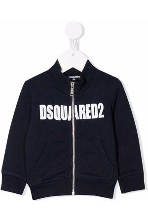 Dsquared2 Sweatjacken - Klassische Sweatshirtjacke