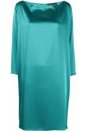 GIANLUCA CAPANNOLO Damen Freizeitkleider - Minikleid mit langen Ärmeln