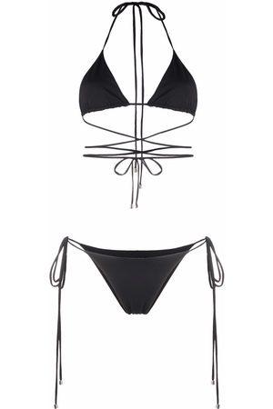 Manokhi Damen Bikinis - Gewickelter Bikini