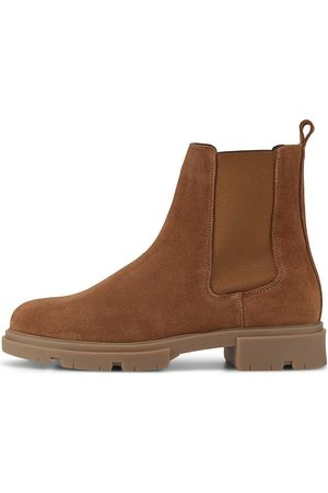 Another A Chelsea Boot in mittelbraun, Boots für Damen
