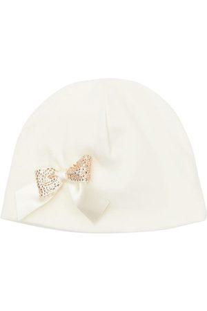La Perla Mütze Aus Baumwolle Mit Schleifendetail