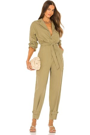 Song of Style Cora Jumpsuit in . Size S, M, XL, XXS.
