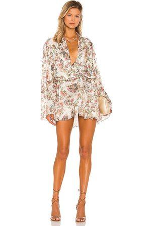 ROCOCO SAND Jane Mini Dress in . Size XS, S, M.