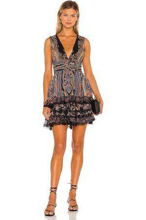 ROCOCO SAND Nott Mini Dress in . Size XS, S, M.