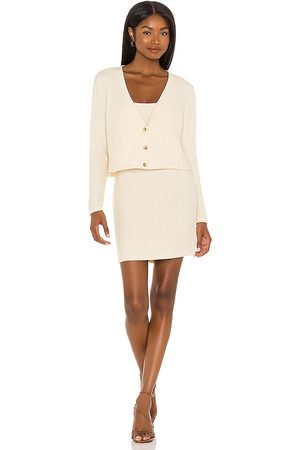 SAYLOR Tirzah Sweater Dress in . Size S, XS, M.