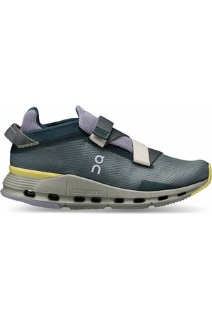 ON Cloudnova Wrap Damen Sneaker EU 36,5 - US 5,5 dunkelgrau