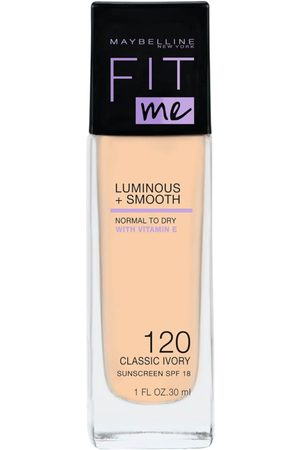 MAYBELLINE New York Liquid Make-Up 'Fit Me