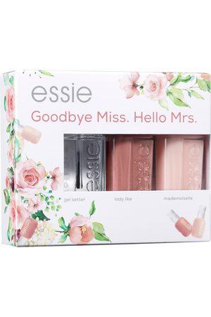 essie Geschenkset 'Goodbye Miss. Hello Mrs.