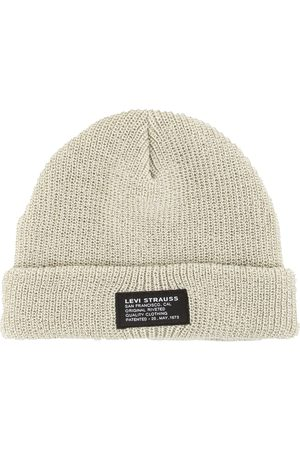 LEVI'S Mütze 'CROPPED BEANIE - NO HORSE PULL PATCH