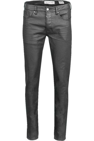 YOUNG POETS SOCIETY Herren Jeans Morty 8691 coated (black coated)