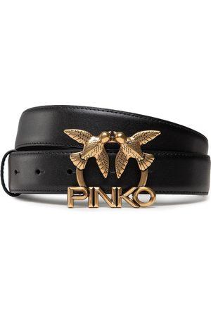 pinko Love Aster Hips Simply 1 Belt H3 Black Z99