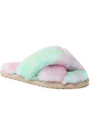 EMU Australia Damen Sandalen - Mayberry Tie Dye W12655 Fairy Floss