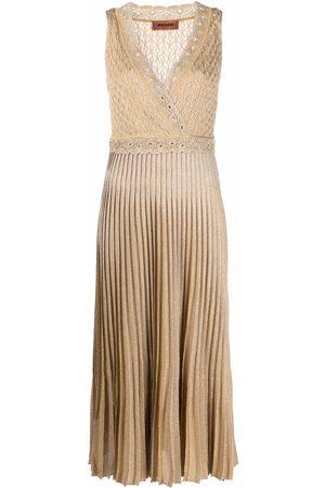 Missoni Damen Freizeitkleider - Gestricktes Kleid