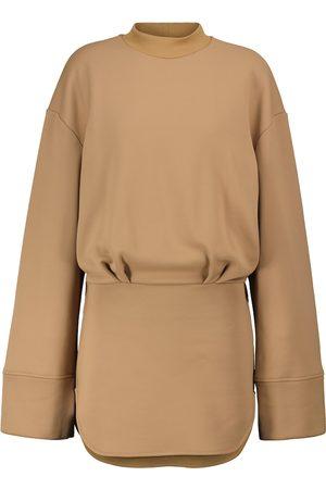 The Attico Sweatshirt-Kleid Palmer