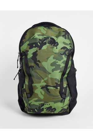 The North Face – Vault – Rucksack mit Military-Muster