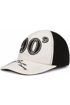 Dolce & Gabbana Damen Hüte - Baseballkappe mit Logo-Patch
