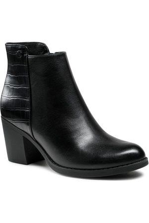 Clara Barson Damen Stiefel - WYL2693-2 Black