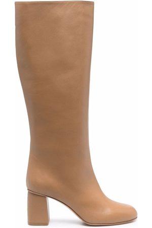 RED(V) Stiefel mit Reißverschluss