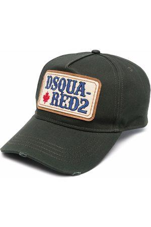 Dsquared2 Baseballkappe mit Logo-Patch
