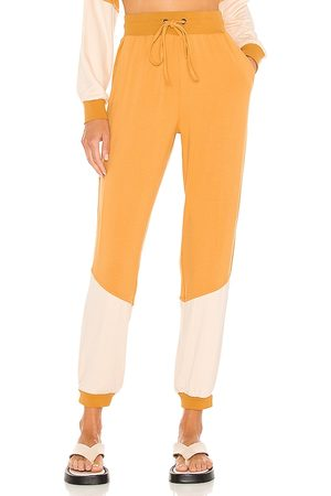 KENDALL + KYLIE Colorblock Jogger in . Size M, S, XS.