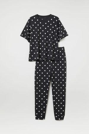 H&M + Jersey-Schlafanzug