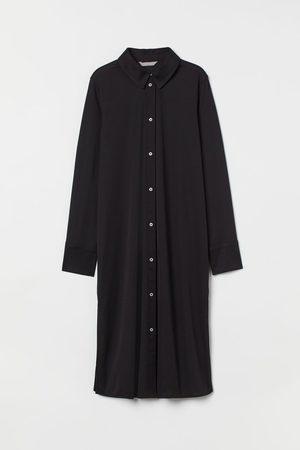 H&M Blusenkleid aus Jersey