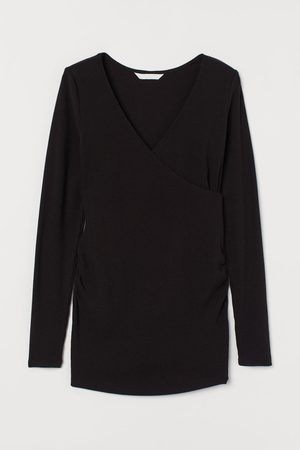 H&M MAMA Umstands-/Stillshirt