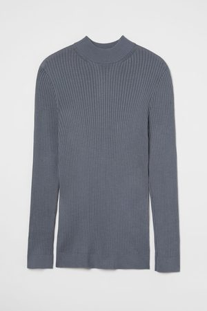 H & M Turtleneck-Pullover Muscle Fit