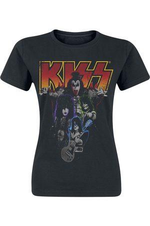 Kiss Band-Photo T-Shirt