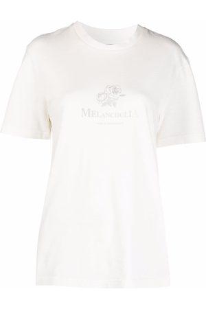 Han Kjøbenhavn T-Shirt mit Artwork-Print