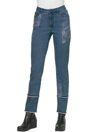 Linea Tesini By Heine Gerade Jeans