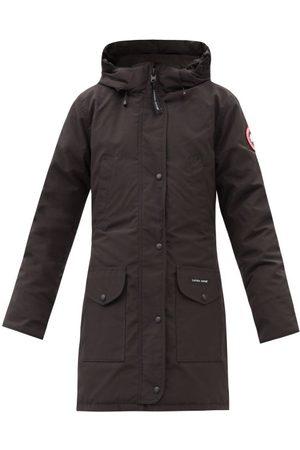 Canada Goose Trillium Hooded Down Coat