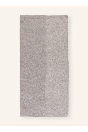 DARLING HARBOUR Feinstrick. Gerollte Abschlüsse an den Enden. Aus Cashmere. - 215 x 70 cm (L x B)